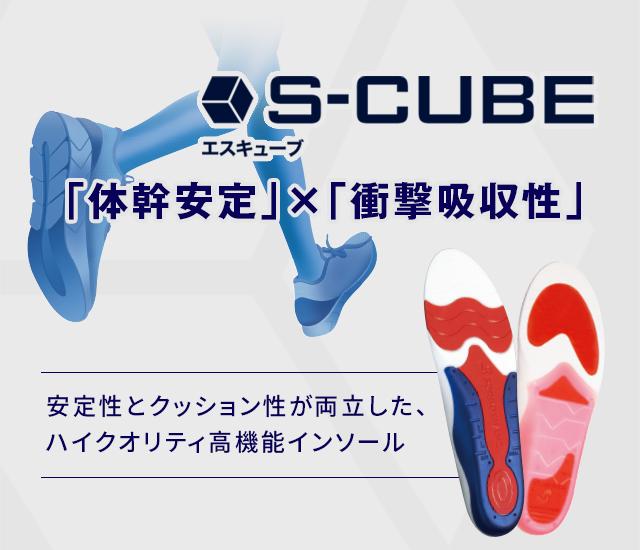S-CUBE